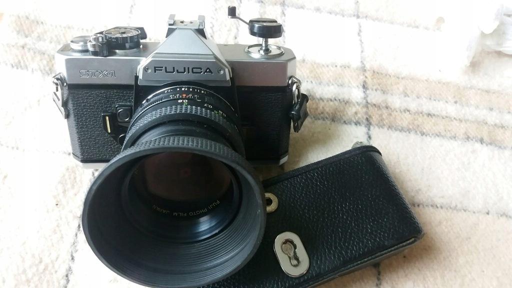 Aparat fotograficzny FUJICA STX-1