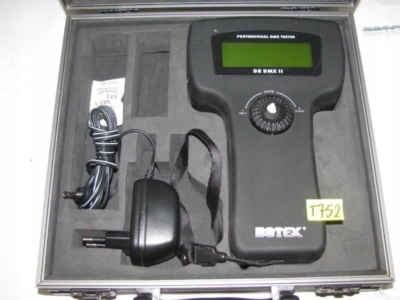 URZĄDZENIE ESTRADOWE BOTEX DR DMX II - NR T752