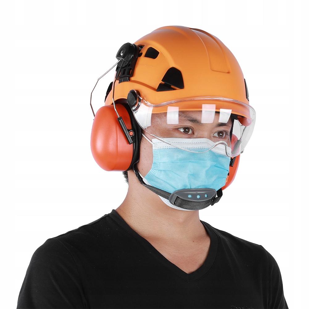 ochrona przed promieniowaniem UV hełm ratunkowy