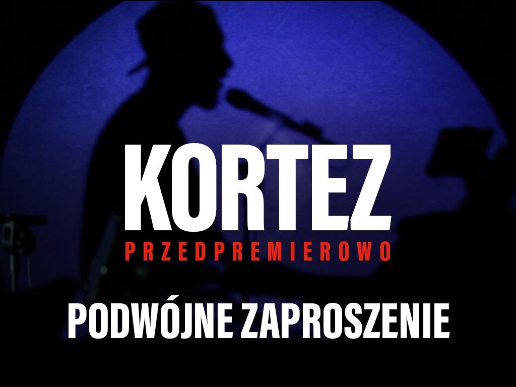Kortez / zaproszenie / Bydgoszcz, 22.01.2020