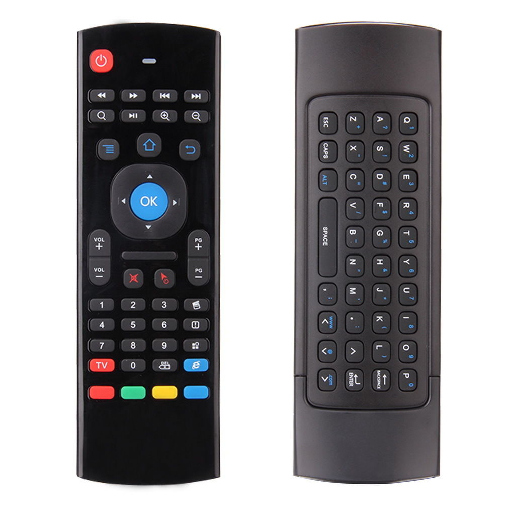 Pilot PC multimedialny 2.4G AIR MOUSE