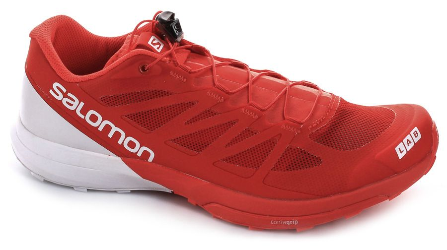 Buty SALOMON S Lab SENSE 6 Racing Red # 42 23