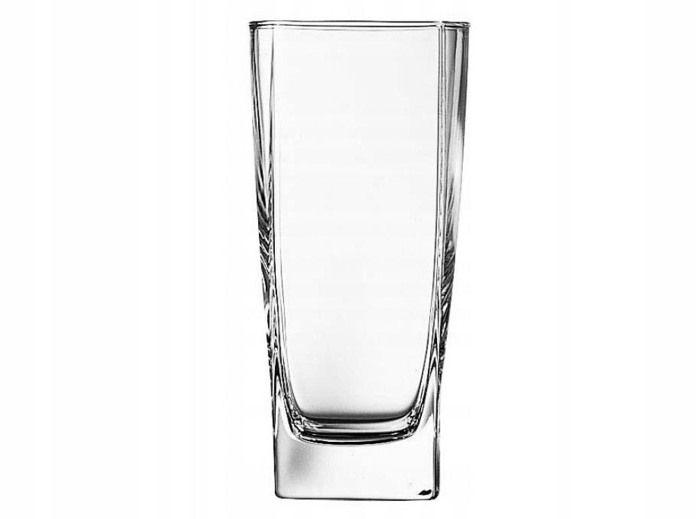 KOMPLET 6 SZKLANEK LONG DRINK STERLING LUMINARC 33