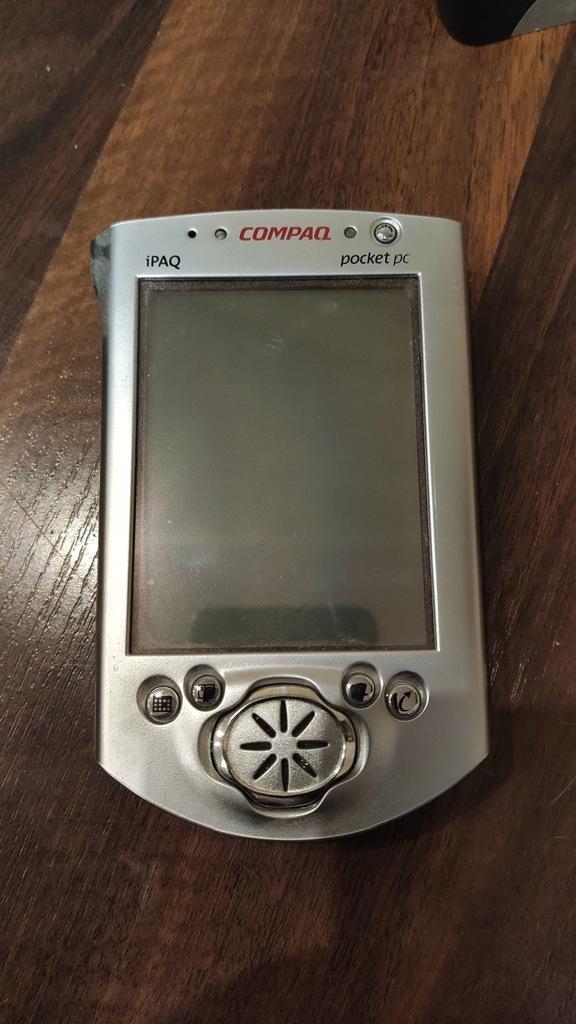 PC POCKET HP COMPAQ 3630 - LEGENDARNY PALMTOP!