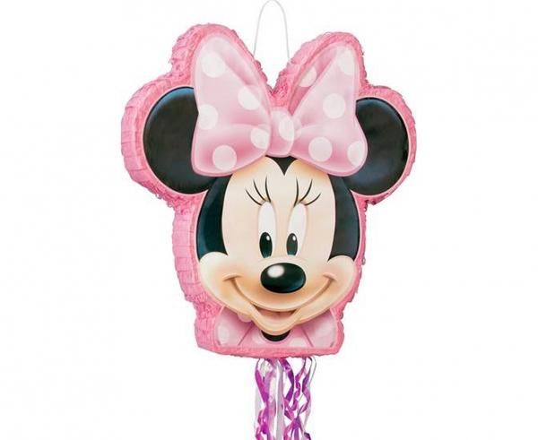 Piniata Minnie Mouse, 50 x 46 cm