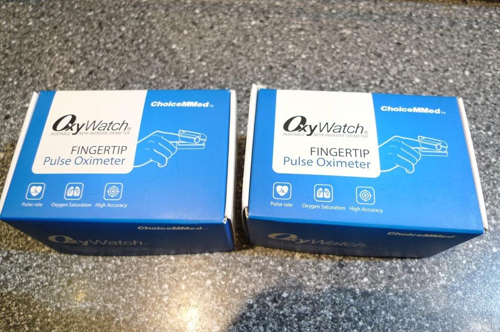 Pulsoksymetr medyczn ChoiceMMed OXY WATCH MD300C19