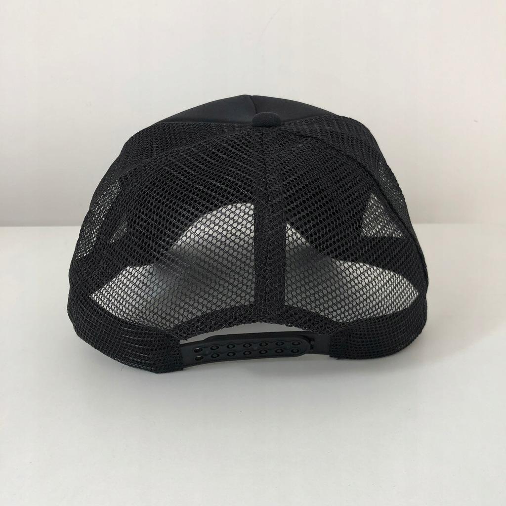 Czarna czapka z siatką Logo Karl Lagerfeld Tk maxx