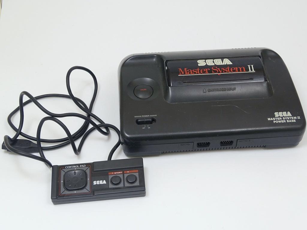 Konsola Sega Master System 2 + pad