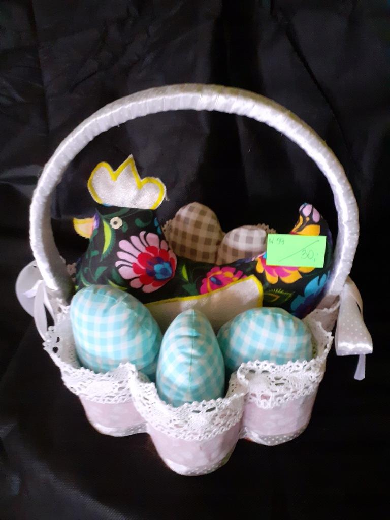 Kosz Wielkanocny