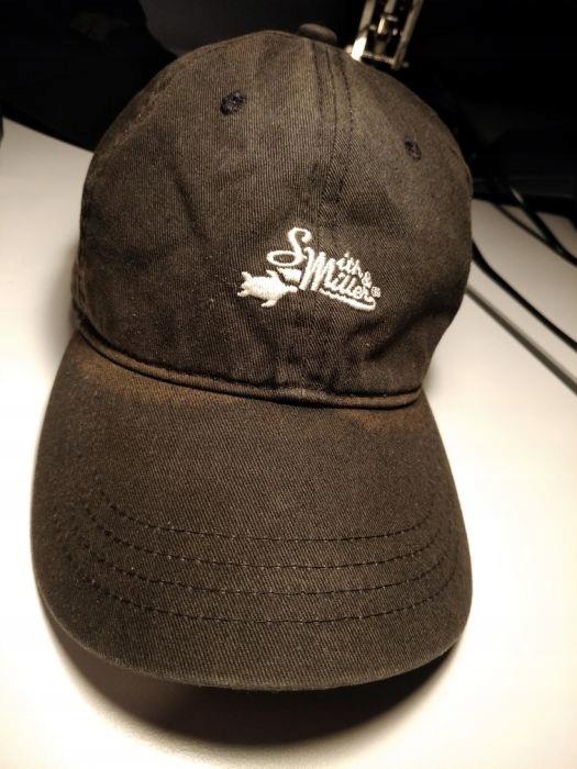 Bejsbolówka SMITH & MILLER czapka z daszkiem