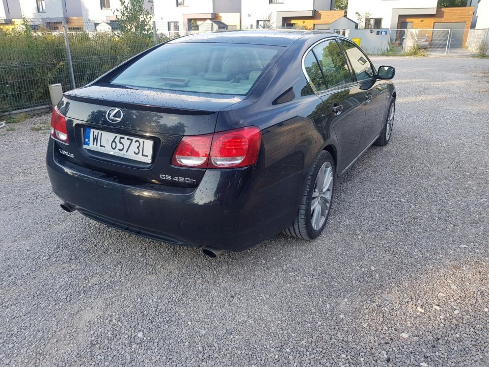 Lexus Gs 450h 8504595334 Oficjalne Archiwum Allegro