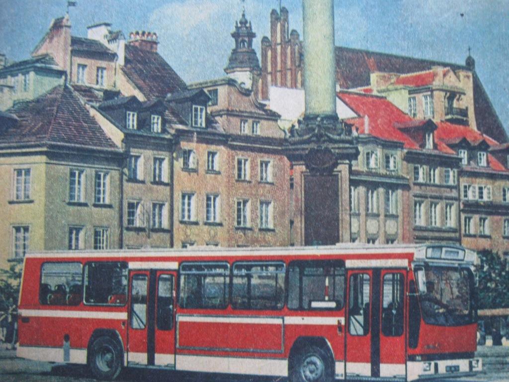 MODELARZ JELCZ Berliet PR-100 Plan 1973