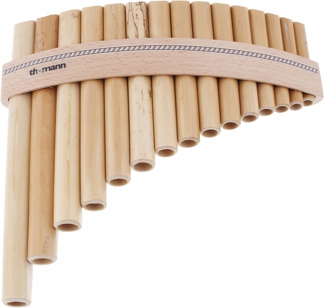 Fletnia pana Thomann Panpipes 15C bambus