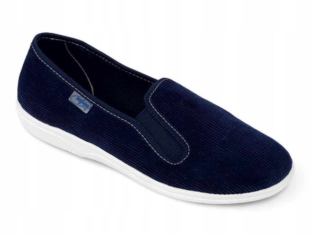Pantofle kapcie tenisówki Befado 401 Q047 D 39