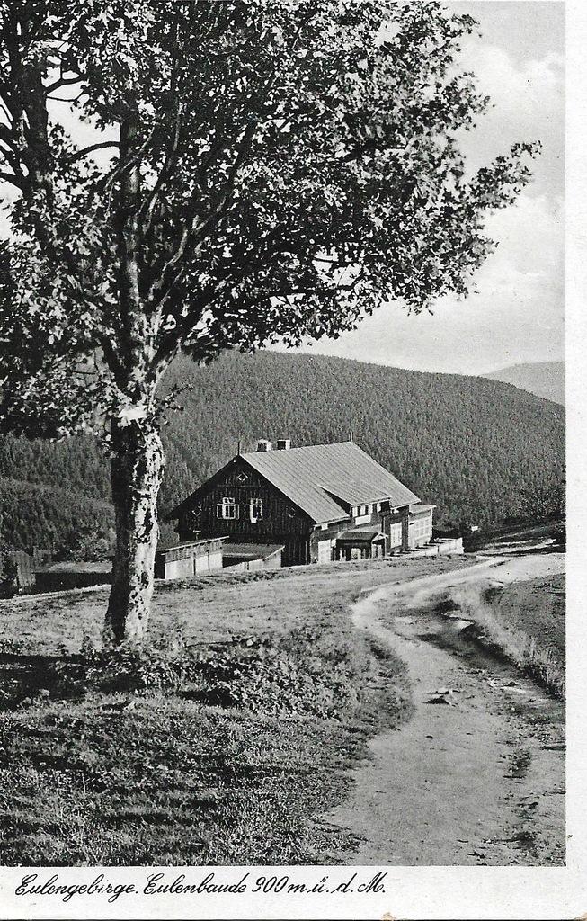 Rzeczka/ Sowa - 1942 r. gm. Walim/pow. Wałbrzych