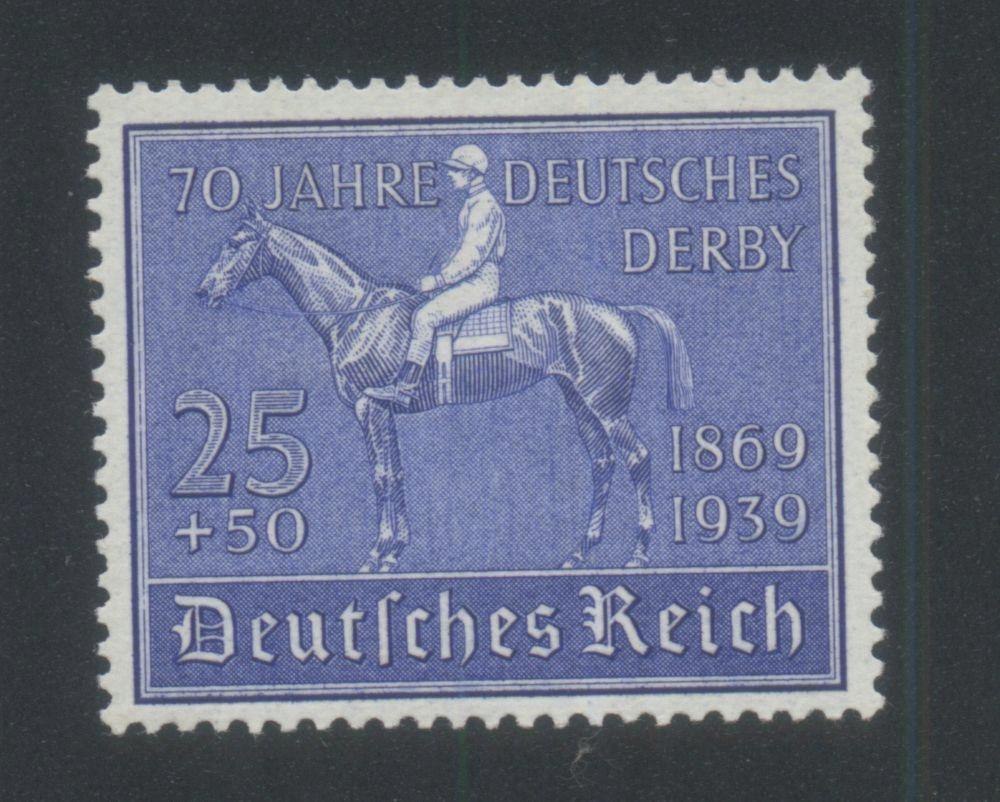 NIEMCY D. REICH Mi. 698 CZYSTY*