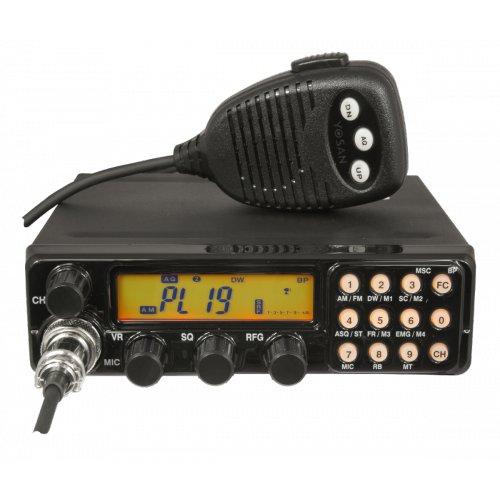 CB Radio Yosan JC 850 AM FM RF-GAIN