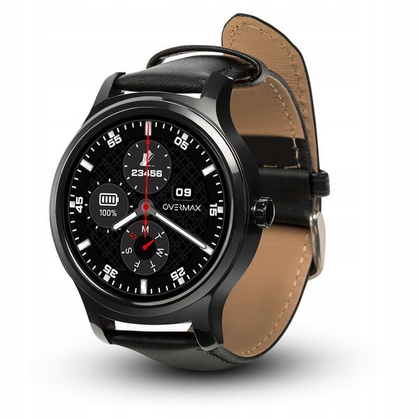 OVERMAX SMARTWATCH TOUCH 2.6 BLACK