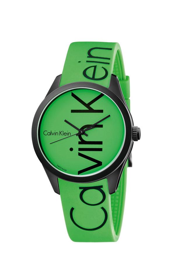 Zegarek Calvin Klein K5E51TWL COLOR