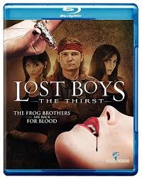 Lost Boys The Thirst Blu-Ray Ang. Wer.