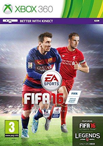 Fifa 16 Xbox 360 Cyrkland 7760886441 Oficjalne Archiwum Allegro