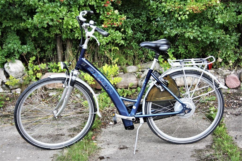 Rower SPARTA ION, wizualnie super stan ,3 kluczyki