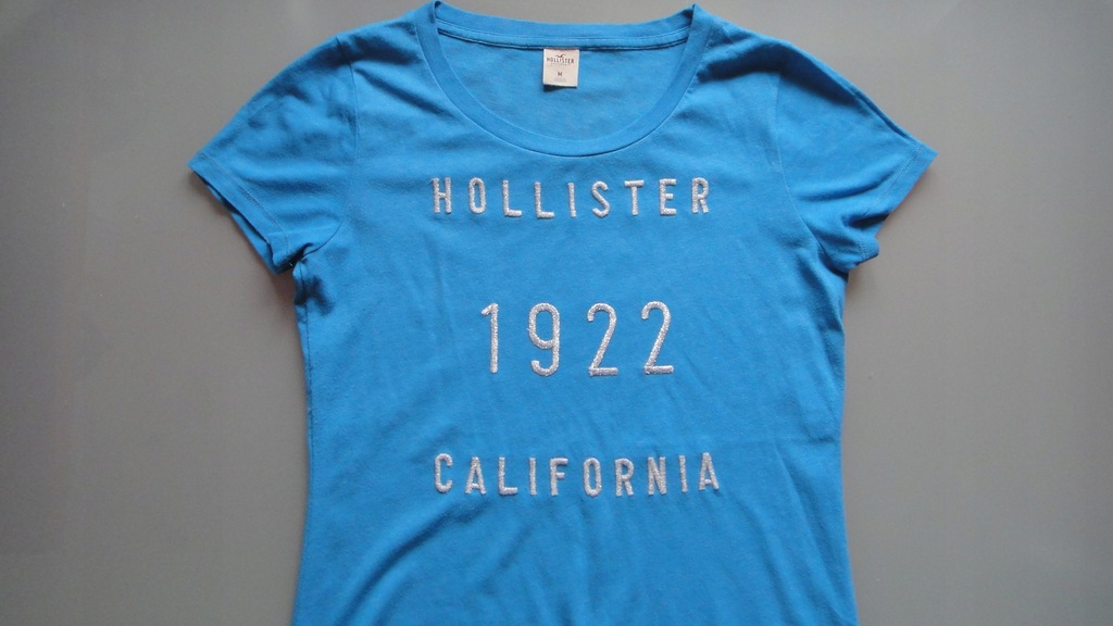 HOLLISTER M koszulka t-shirt usa abercrombie super