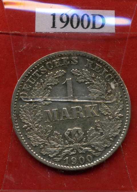 NIEMCY 1 MARKA 1900 D