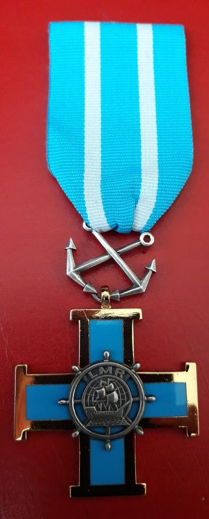 Krzyż Ligi Morskiej i Rzecznej