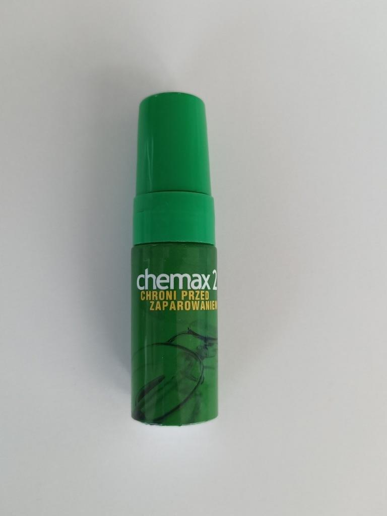 Płyn przeciw parowaniu okularów i gogli Chemax 2 2