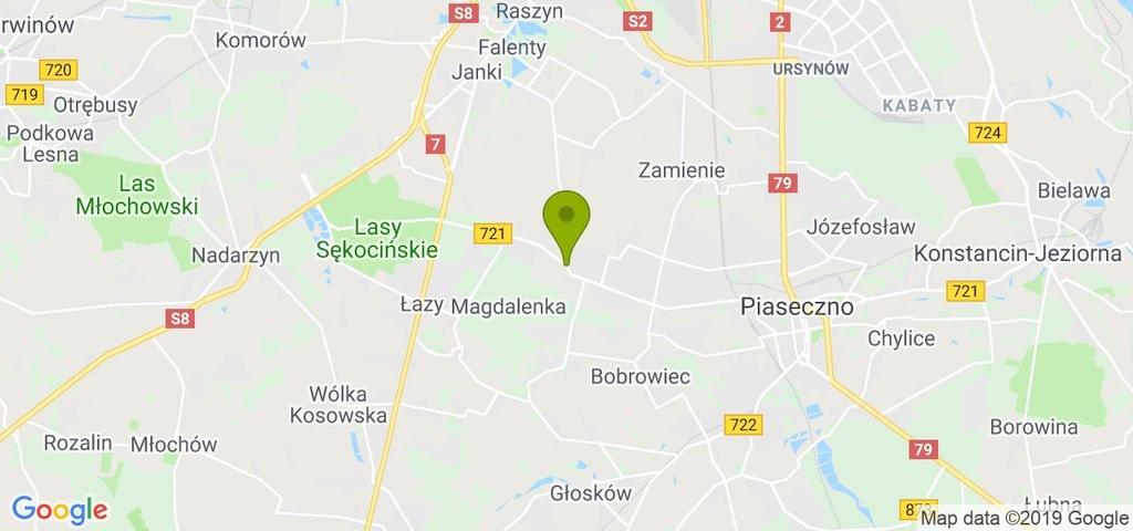 Na wynajem Lesznowola, piaseczyński, 730,00 m²