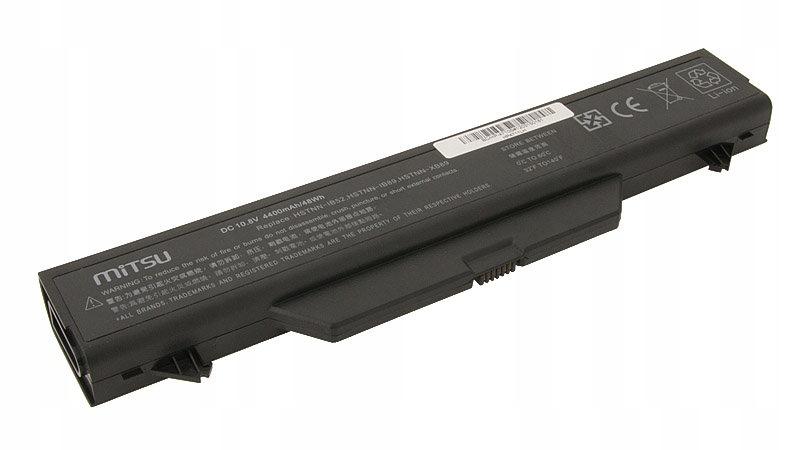 Bateria Mitsu HP Probook HSTNN-I61C-5 HSTNN-OB88