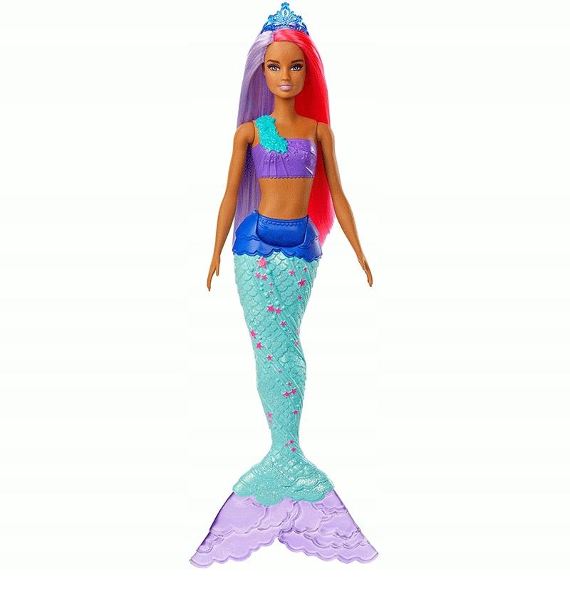 Barbie Dreamtopia LALKA SYRENKA GJK09