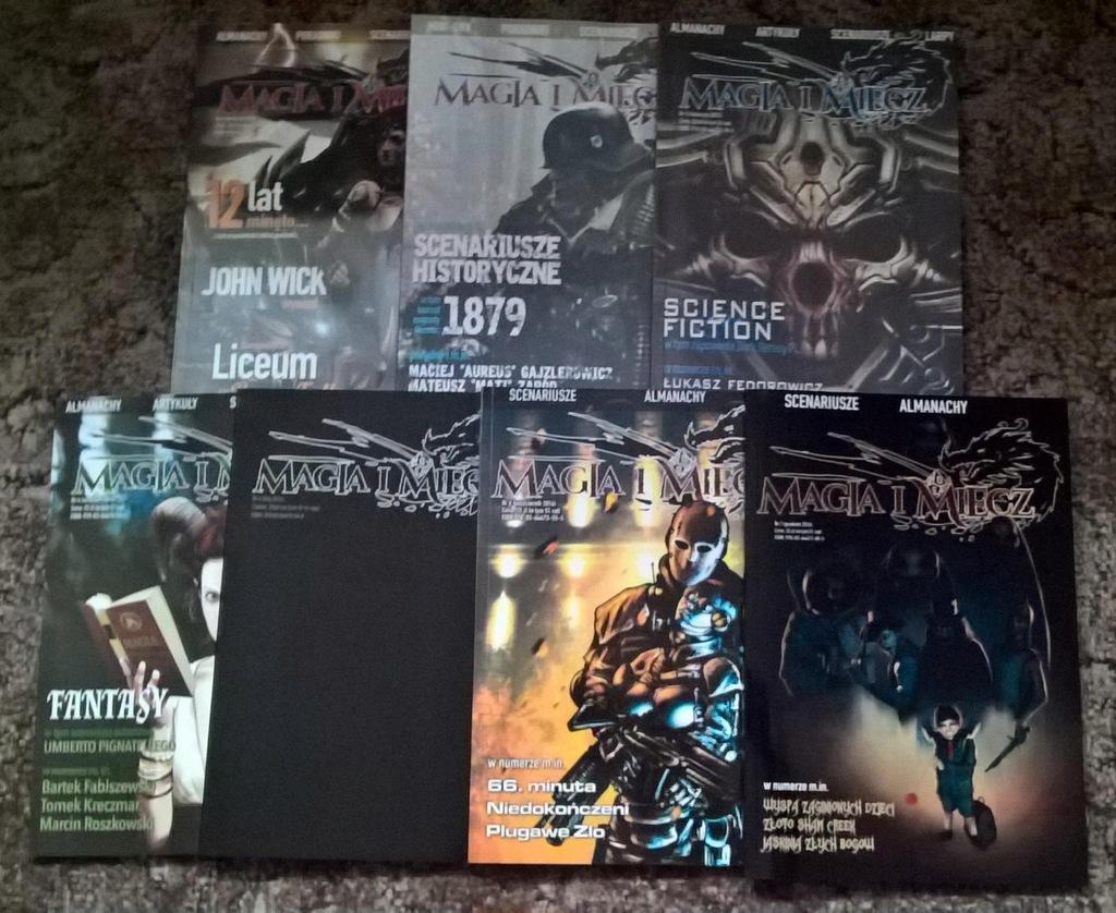 Magia i Miecz - wznowienie kultowego czasopisma