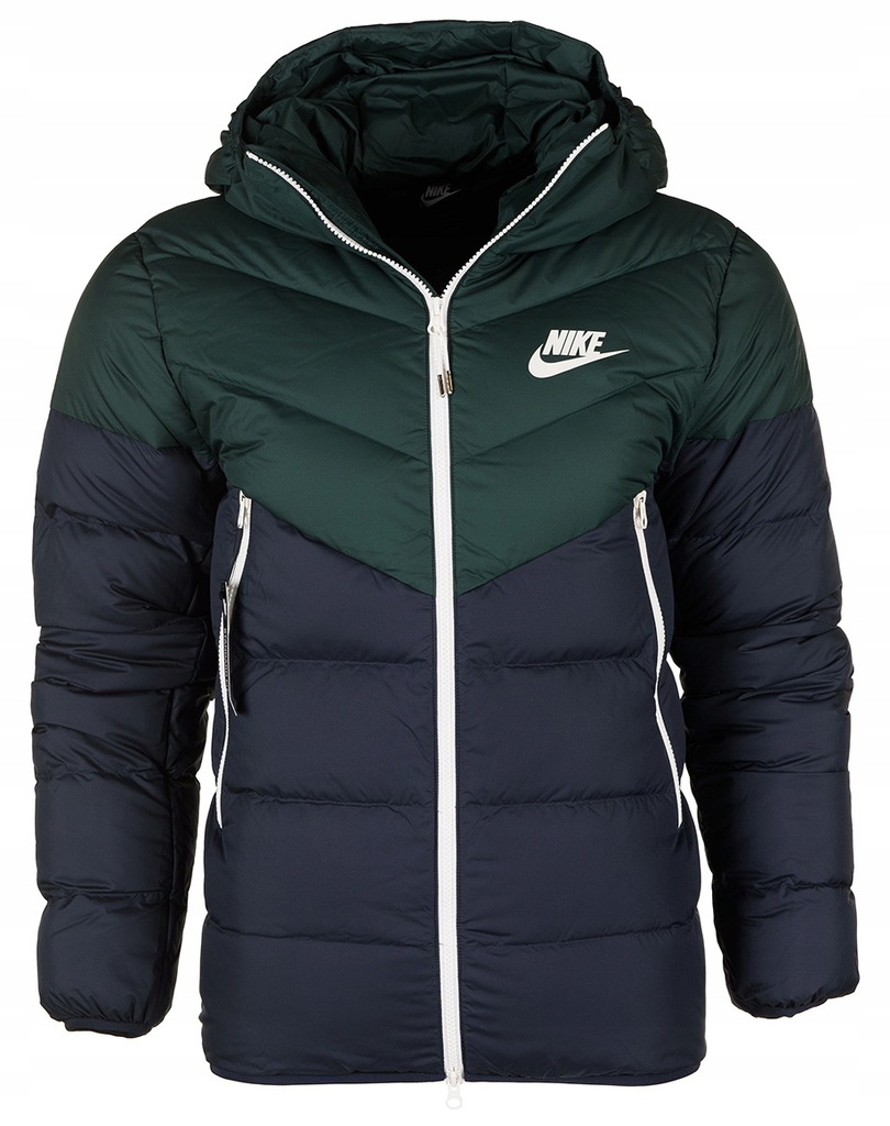 Nike kurtka meska zimowa puchowa DWN Fill HD r. M