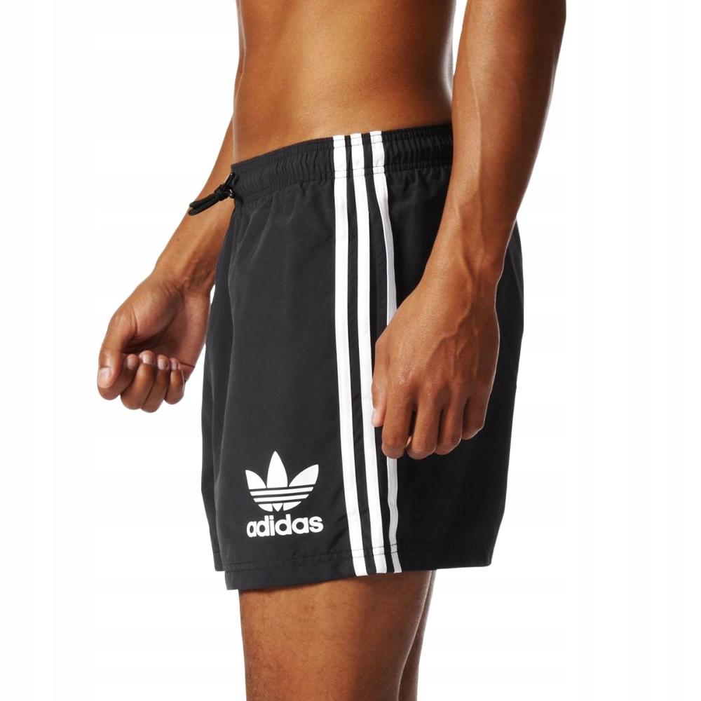 Spodenki Adidas California męskie sportowe L