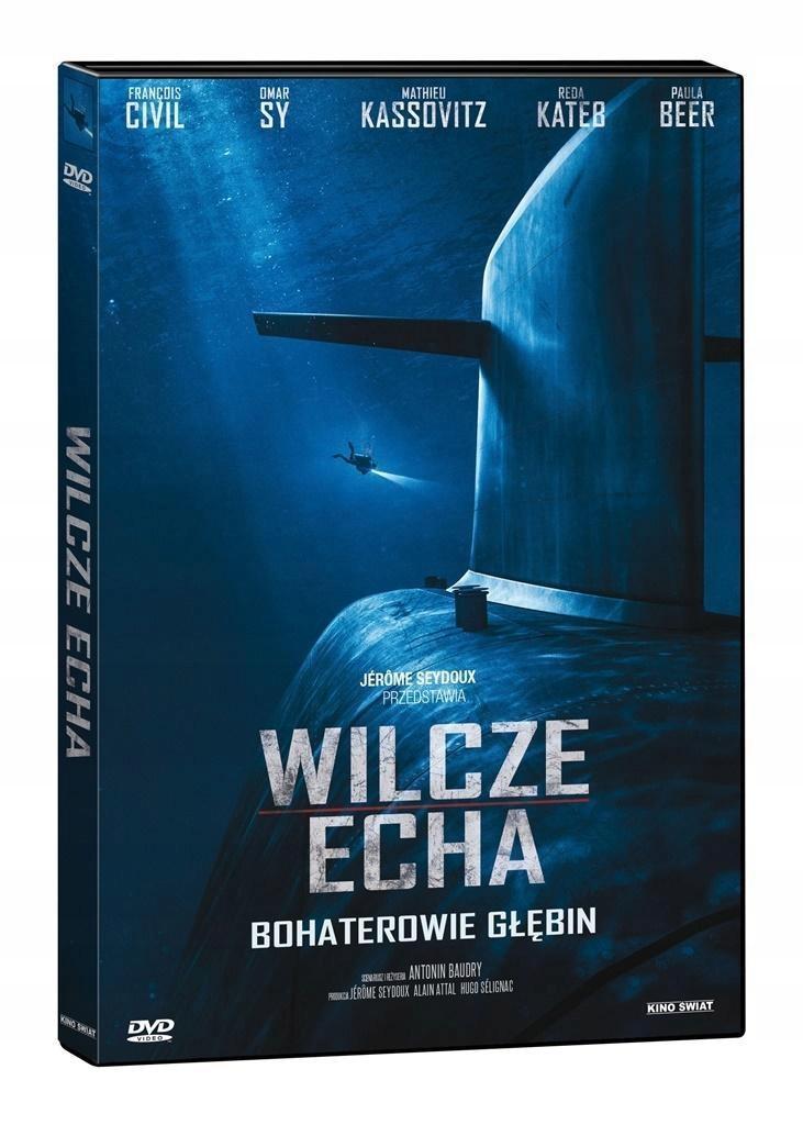 WILCZE ECHA DVD, ANTONIN BAUDRY