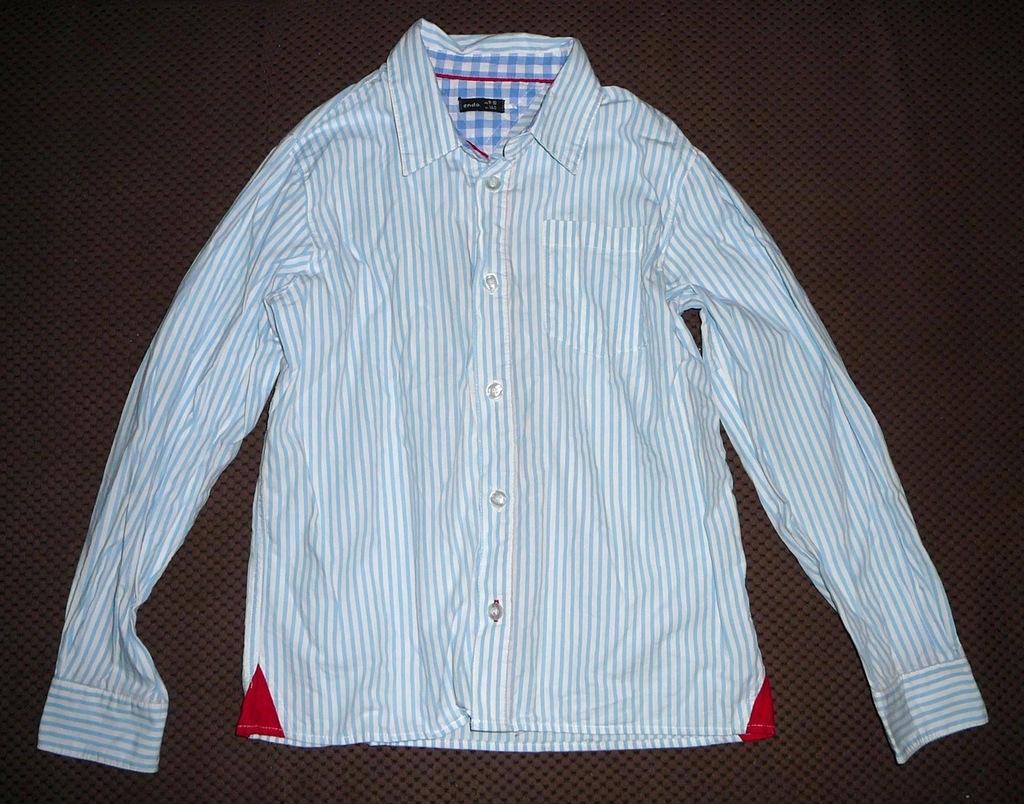 140 ENDO piękna koszula dla eleganta