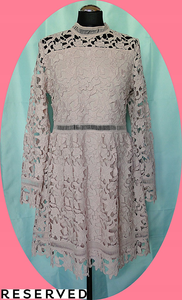 RESERVED - sukienka