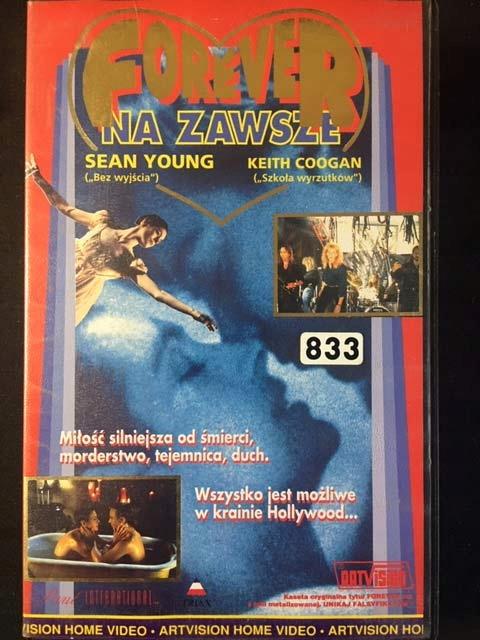 FOREVER / NA ZAWSZE 1992 VHS KASETA VIDEO