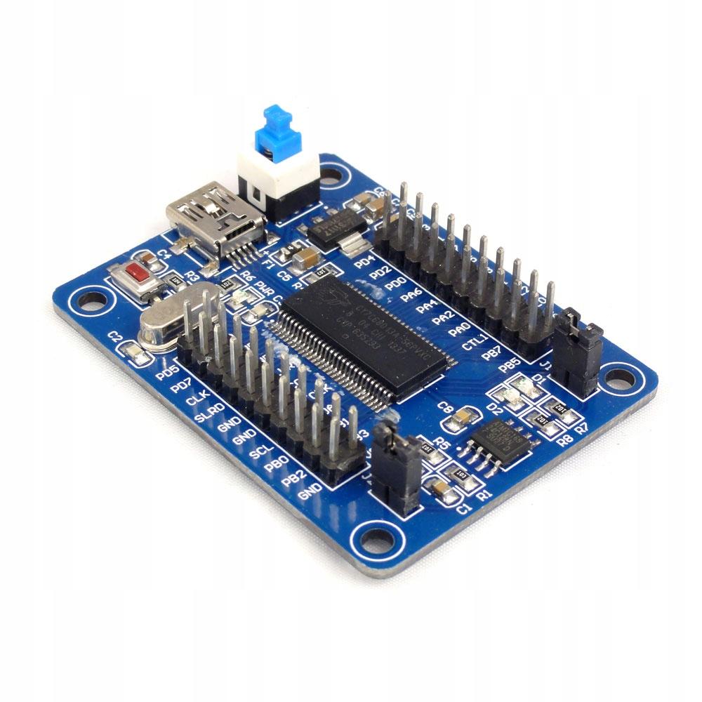 CY7C68013A płytka rozwojowa EZ-USB FX2LP