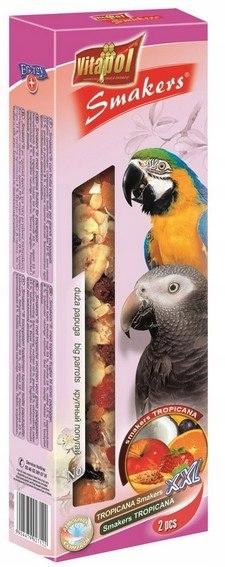Vitapol Smakers XXL dla dużych papug - tropicana 2