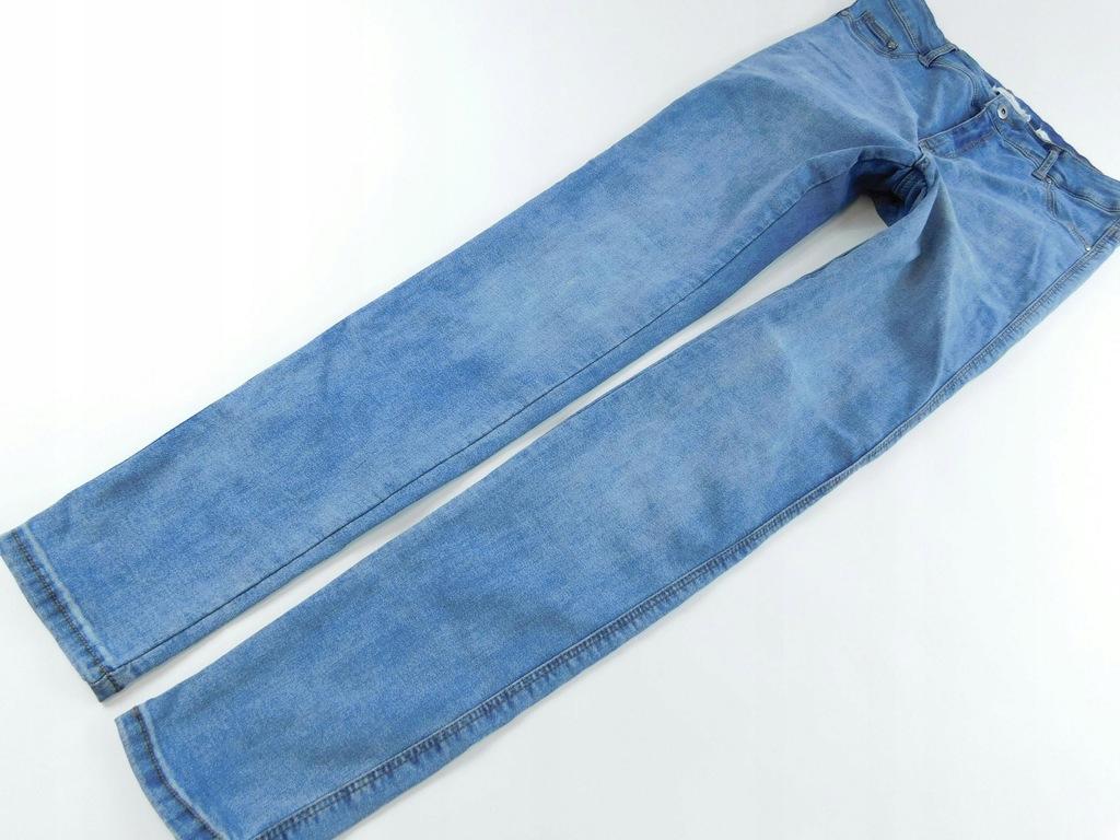 0803n26 RESERVED _ spodnie jeansowe _ XL