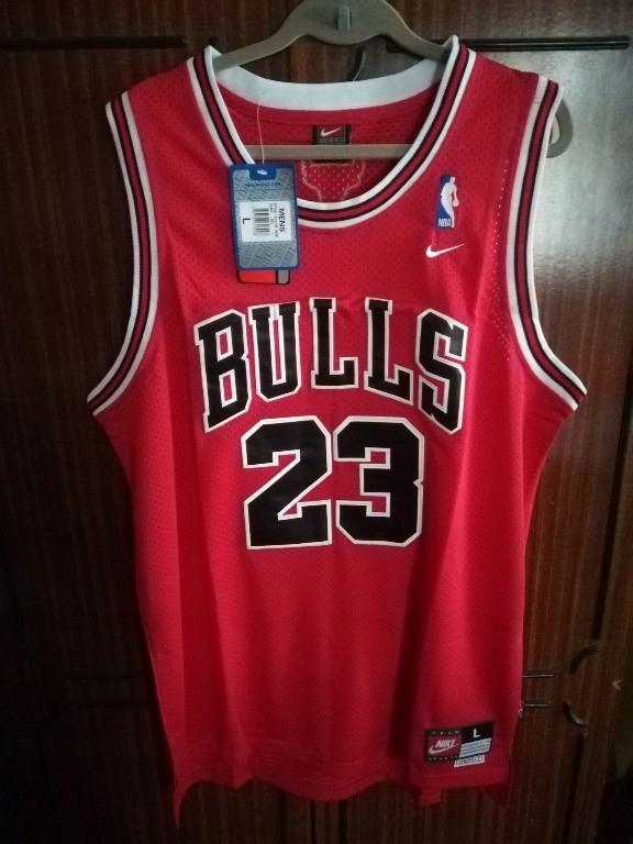 MICHAEL JORDAN CHICAGO BULLS Koszulka NBA L