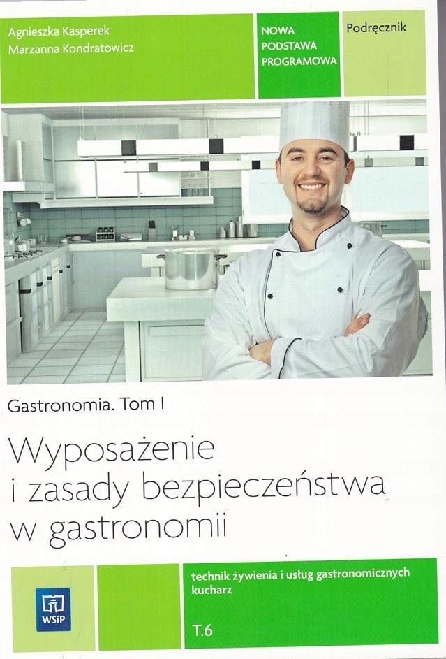 Wyposazenie I Zasady Bezpieczenstwa W Gastronomii 7646648078 Oficjalne Archiwum Allegro