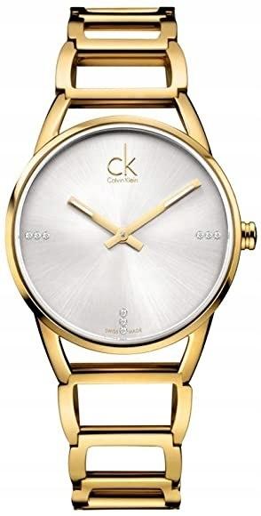 CALVIN KLEIN Mod. STATELY - Diamonds K3G2352W