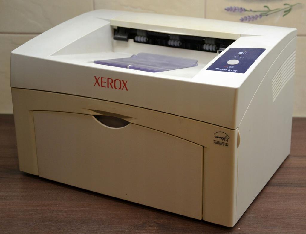 Drukarka Xerox Phaser 3117