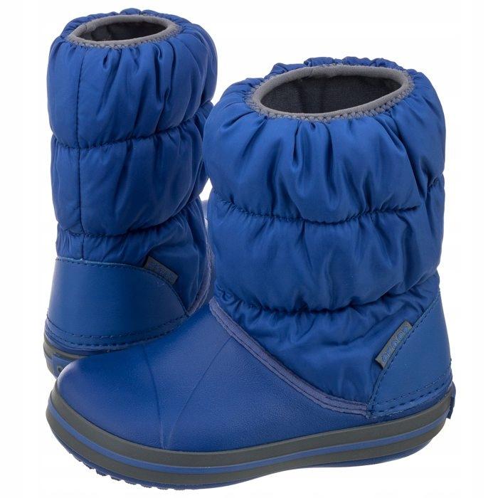 śniegowce Crocs Winter Puff Boot rozm. 23 24 C7