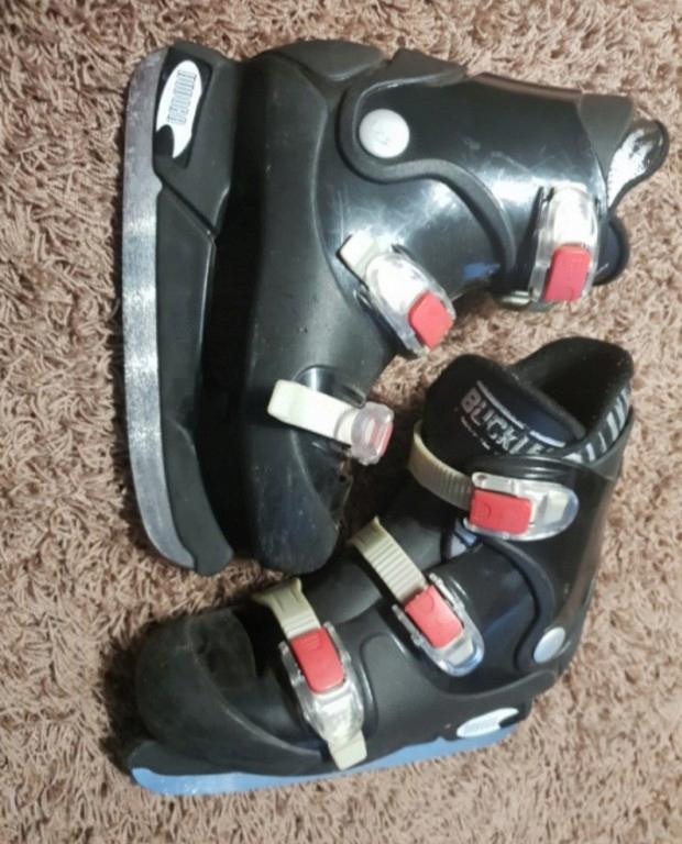 łyżwy hokejowe na klamry 33 34