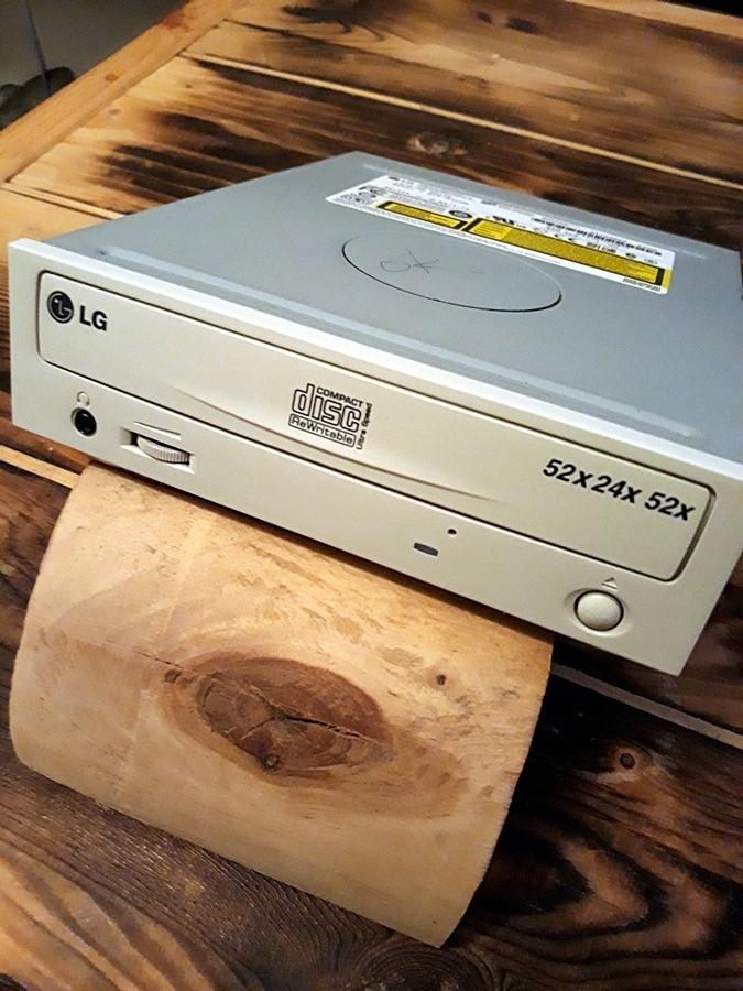 Nagrywarka LG CD-R/RW GCE-8520B 52x24x52x